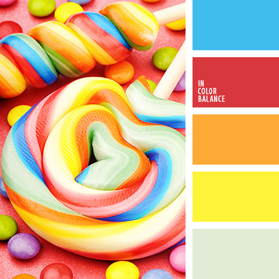 Цветовая палитра №1315