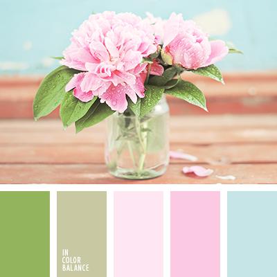 Цветовая палитра №1336