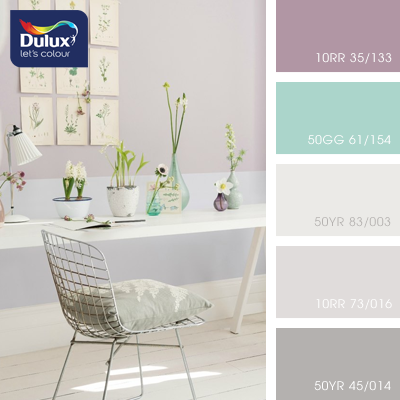 Dulux Paint Pink That Turns White When Dry