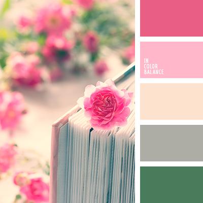 Цветовая палитра №1343