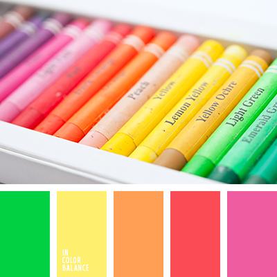 Цветовая палитра №1356