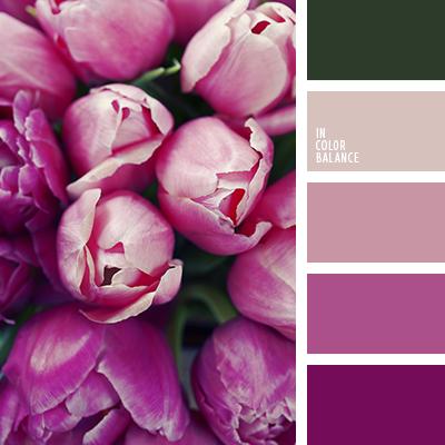Цветовая палитра №1357