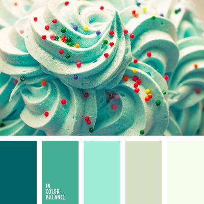 Цветовая палитра №1361