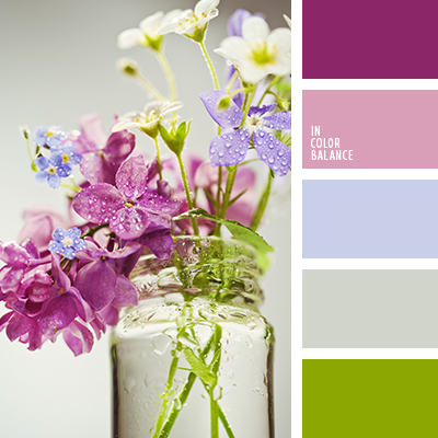 Цветовая палитра №1371