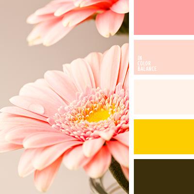 Цветовая палитра №1378