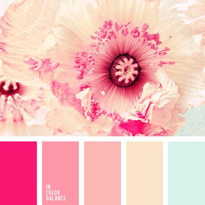 Цветовая палитра №1381