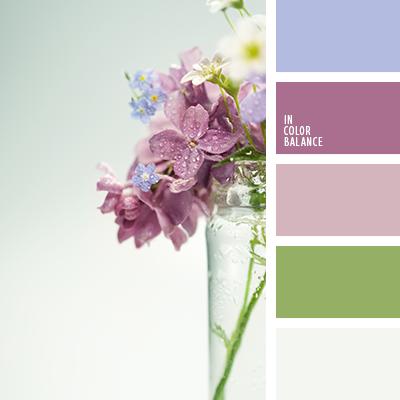 Цветовая палитра №1395