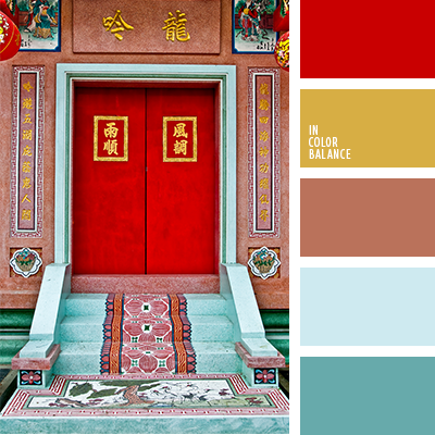 Цветовая палитра №1401