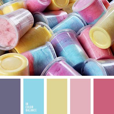 Цветовая палитра №1403