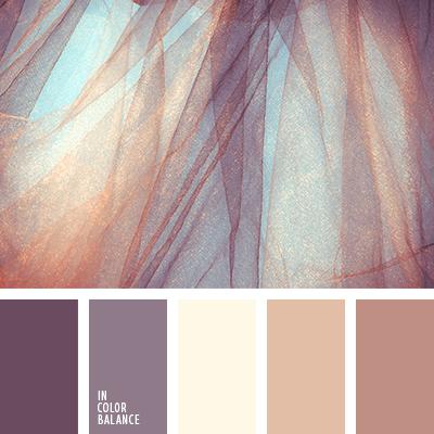 Цветовая палитра №1407