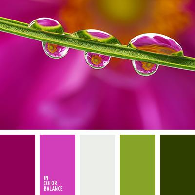 Цветовая палитра №1411