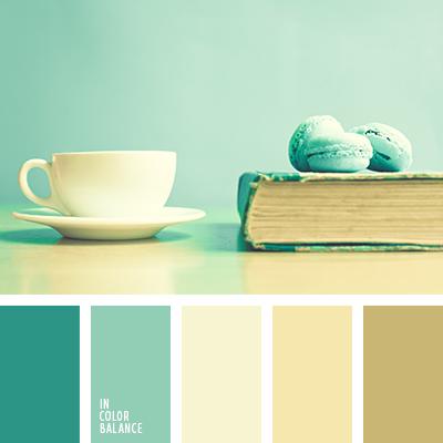 Цветовая палитра №1414