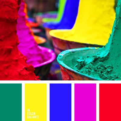 Цветовая палитра №1420