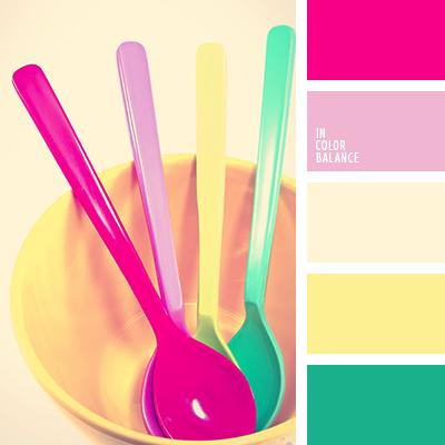Цветовая палитра №1421