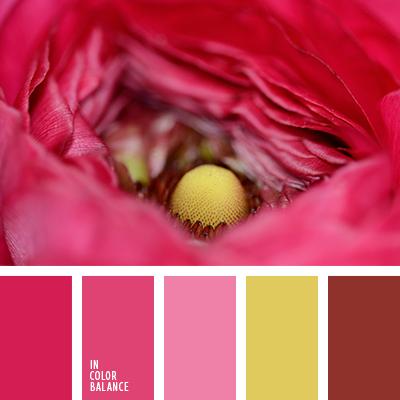 Цветовая палитра №1422