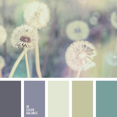 Цветовая палитра №1436