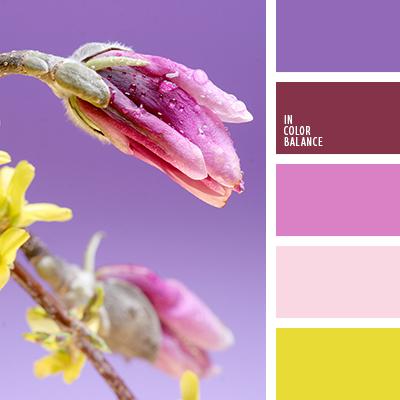 Цветовая палитра №1453