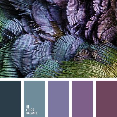 Цветовая палитра №1475