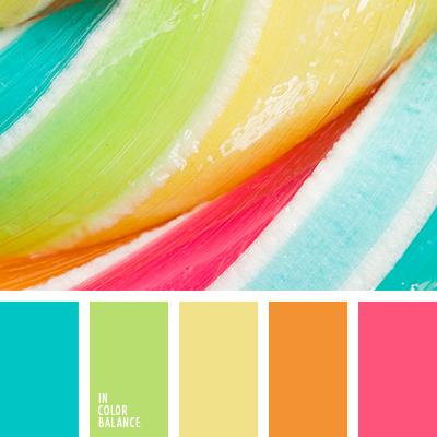 Цветовая палитра №1476