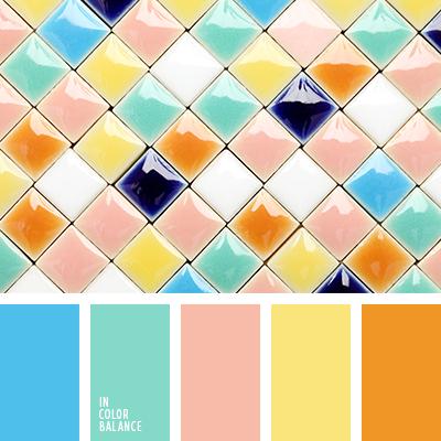 Цветовая палитра №1478