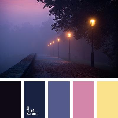 Цветовая палитра №1479