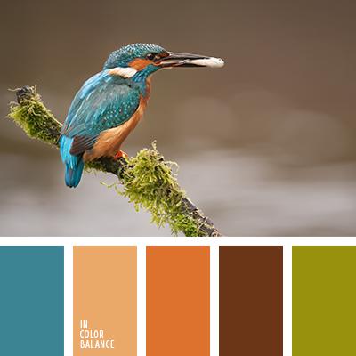Цветовая палитра №1483