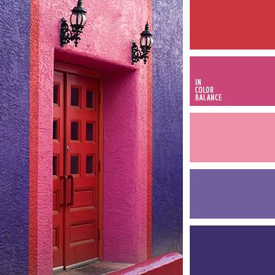Цветовая палитра №1486