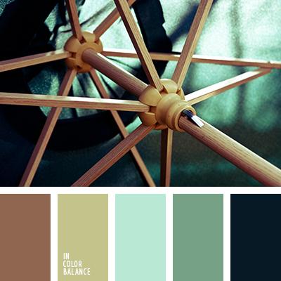 Цветовая палитра №1489