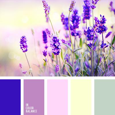 Цветовая палитра №1492