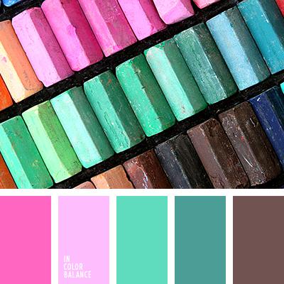 Цветовая палитра №1496