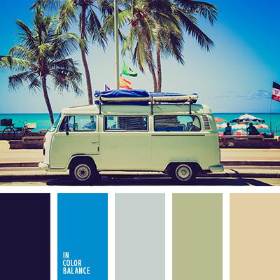 Цветовая палитра №1498