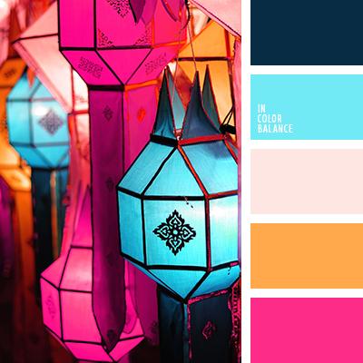 Цветовая палитра №1500