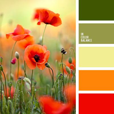 Цветовая палитра №1513