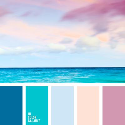 Цветовая палитра №1535
