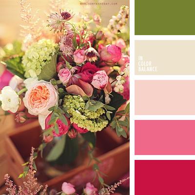 Цветовая палитра №1546