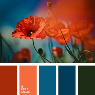 Цветовая палитра №1550