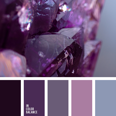 Цветовая палитра №1551