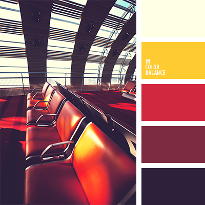Цветовая палитра №1552