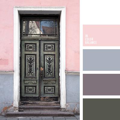 Цветовая палитра №1553