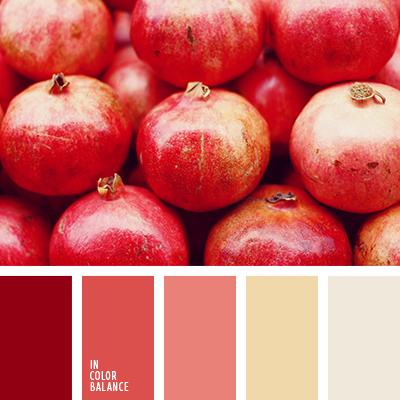 Цветовая палитра №1554