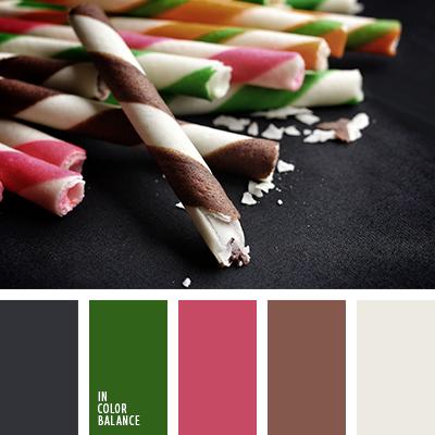 Цветовая палитра №1557