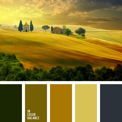 Цветовая палитра №1571