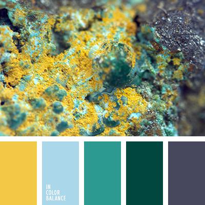 Цветовая палитра №1572