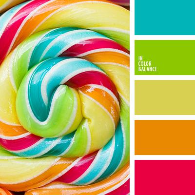 Цветовая палитра №1589