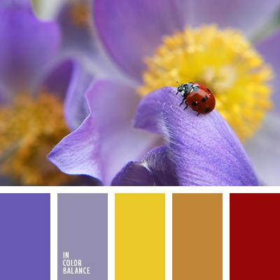 Цветовая палитра №1594