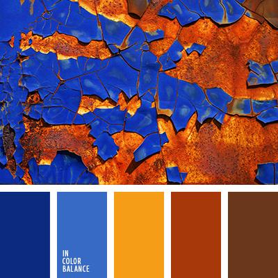 Цветовая палитра №1599
