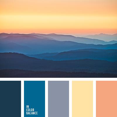 Цветовая палитра №1604