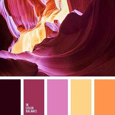 Цветовая палитра №1605