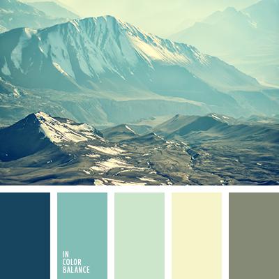 Цветовая палитра №1608