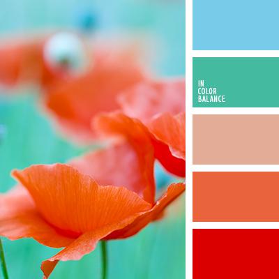 Цветовая палитра №1615